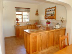 Acadia B&B, kitchen, accommodation in Plettenberg Bay