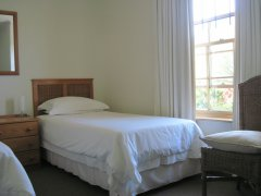 Acadia B&B Room 1 - Bed and View, Plettenberg Bay
